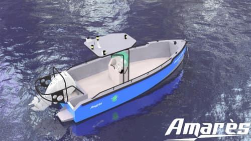 Amarès, Reverse 6.60