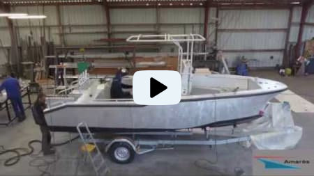 amares.fr - Coryphène 20 - Type : bateau à moteur