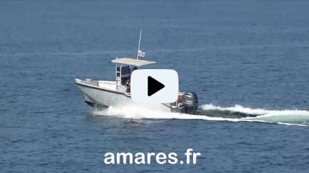 amares.fr - Coryphène 22 - Type : bateau à moteur