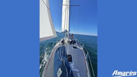 amares.fr, Chatam 43, bateau aluminium de plaisance